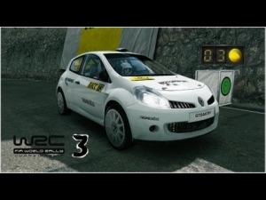 WRC 3 - Renault Clio R3 - España - Crash & Run  Contest