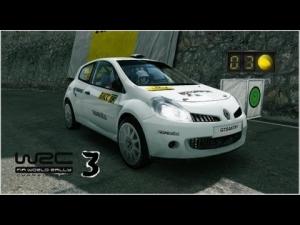 WRC 3 - Renault Clio R3 - España - Crash & Run  Contest
