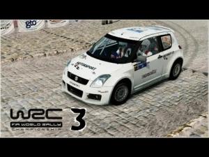 WRC 3 - Suzuki Swift Sport ( R2 ) - Mexico - Los Mexicanos