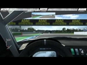 R3E ADAC GT3 Masters at Hockenheimring