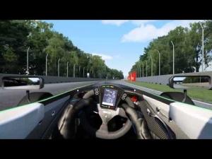 Assetto Corsa Canada Formula 3