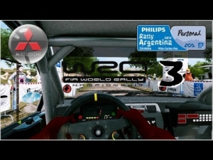 WRC 3 - Mitsubishi Lancer EVO IX - Rally de Argentina - La Pampa