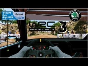 WRC 3 - Skoda Fabia S2000 - Rally de Argentina - Amboy - ROAD TO GLORY