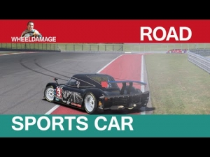 iRacing 2014S3W8 World Sports Car Series Riley DP COTA