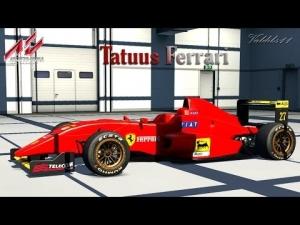 Assetto Corsa - Tatuus Ferrari