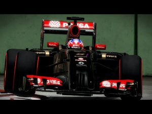 F1 2014 Singapore Hot Lap