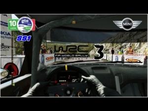 WRC 3 - Mini John Cooper Works WRC - Rally de Mexico - Guanajuatito