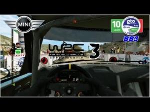 WRC 3 - Mini John Cooper Works WRC - Rally de Mexico - El Cubilete