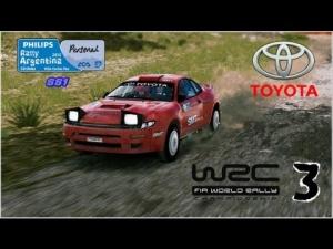 WRC 3 - Toyota Celica Turbo 4WD ' 92 - Rally de Argentina - Casilla Negra