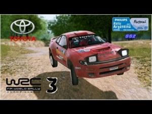 WRC 3 - Toyota Celica Turbo 4WD ' 92 - Rally de Argentina - Las Jarillas