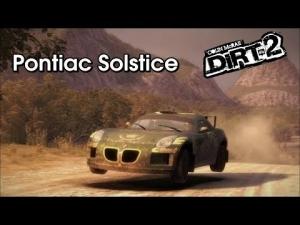 DIRT 2 - Pontiac Solstice @ Desafio Tanner Foust