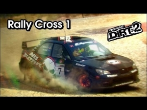 DIRT 2 - Rally Cross 1
