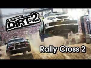 DIRT 2 - Rally Cross 2