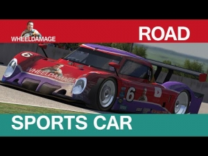 #iRacing 2014S3W8 World Sports Car Series Riley DP COTA 2