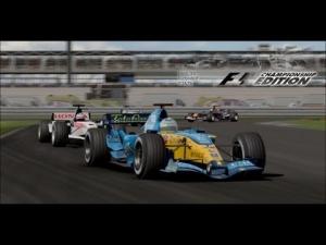 F1 Championship Edition - Demo - Camara morro del coche