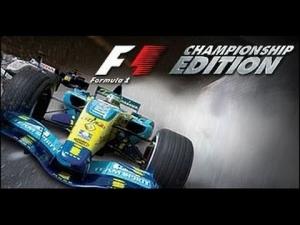 F1 Championship Edition - Demo - Camara exterior lejos