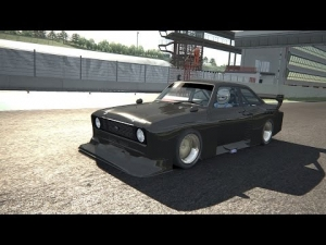 Assetto corsa - Zakspeed Ford Escort MK2 Group 5 DRM 77 MOD Preview 2