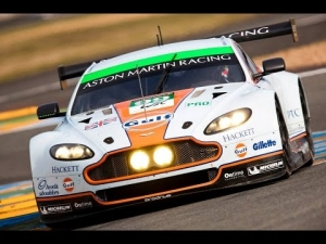 Race 07: Aston Martin GTP around Zanvoort Club