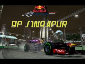 F1 2013 | GP de Singapur | Sebastian Vettel | Red Bull Racing