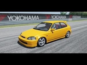 Assetto Corsa Civic EK9 Type R 1997 + Download Car