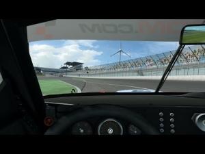 RaceRoom Racing Experience: Zakspeed Capri Vs Lausitz - Unbelievable Sound