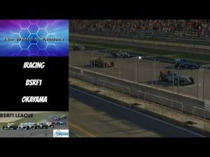 iRacing BSRF1 Season 2 Round 8 from Okayama