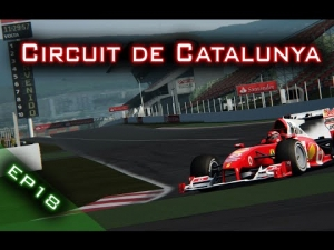 Assetto Corsa: Circuit de Catalunya - Episode 18