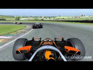 iRacing Indycar DW12 @ Interlagos SoF race highlights