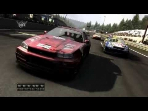 [Race Driver: GRID] - Nissan Skyline GTR R34 - SpaFrancorchamps - Full HD