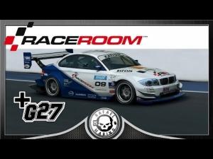 RACEROOM - Jogo grátis, jogo foda + G27