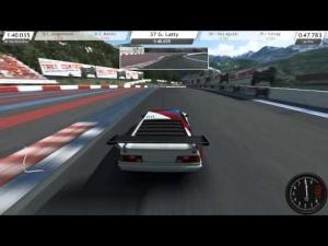 R3E BMW M1 Procar at Raceroom Raceway External view 360 controller
