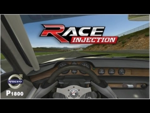 Race Injection - Volvo P1800 @ Autodromo de Estoril - 2 laps