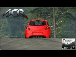 Auto Club Revolution - Opel Corsa OPC - Kolmarden Test Circuit - 3 laps