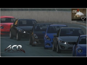 Auto Club Revolution - Opel Corsa OPC - Lakeside Italia East - 3 laps