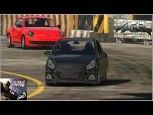Auto Club Revolution - Opel Corsa OPC - Victoria Harbour - Hong Kong - 3 laps