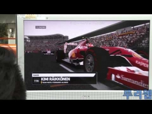 [루리웹] TGS 2014 PS3용 'F1 2014' 플레이 캠 FHD 동영상