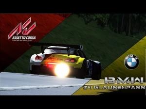 Assetto Corsa - BMW Z4 GT3 Klausenpass Hillclimb