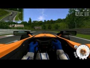 [Race 07] Nordschleife - Formula RaceRoom - 5.31.668 - Logitech G27 - Full HD
