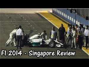 F1 2014 Season - Singapore Review