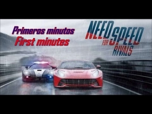 Need For Speed Rivals - Primeros minutos / First minutes #1-2
