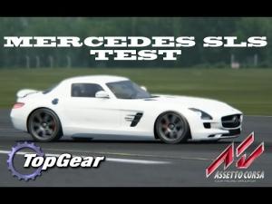 Assetto Corsa   Mercedes-Benz SLS   Top Gear