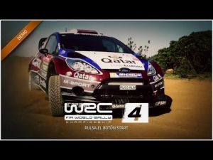 WRC 4 - VW Polo R WRC @ Rally d'Italia Sardegna - Castelsardo - SS1 - Demo