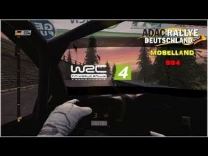 WRC 4 - Ford Fiesta R2 @ Adac Rallye Deuschtland - Moselland - SS4