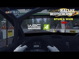 WRC 4 - Ford Fiesta R2 @ Adac Rallye Deuschtland - Stein & Wein - SS5
