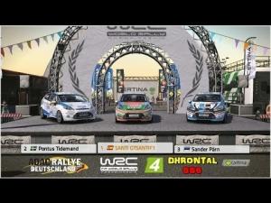 WRC 4 - Ford Fiesta R2 @ Adac Rallye Deuschtland - Dhrontal - SS6