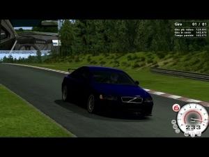 [Race 07] Nordschleife - Volvo S60 - 7.29.050 - Logitech G27 - Full HD