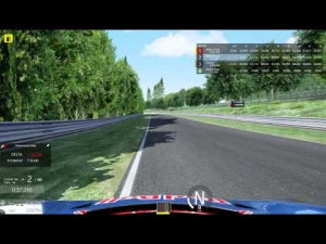 Assetto Corsa - McLaren MP4-12C GT3 - Nordschleife by Snoopy v1.1