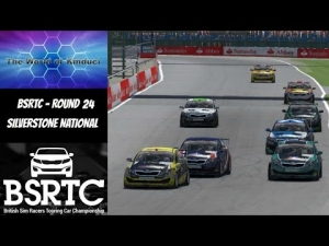 iRacing BSRTC Season 6 Round 22 from Silverstone National