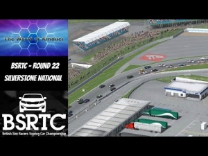 iRacing BSRTC Season 6 Round 24 from Silverstone National