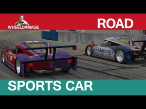 #iRacing 2014S3W9 World Sports Car Series Riley DP Sebring 5